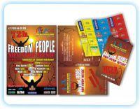 FREEDOM People Флаеры