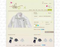Интернет магазин детской одежды Colibribaby г.Харьков Украина