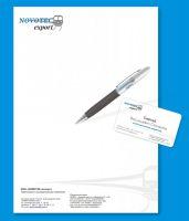 Фирменный стиль для компании Novotec Export